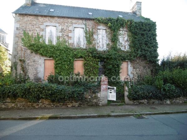Maison en pierre GOMMENEC H