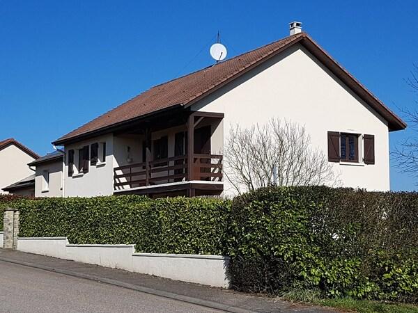 Maison individuelle CHATEAU SALINS