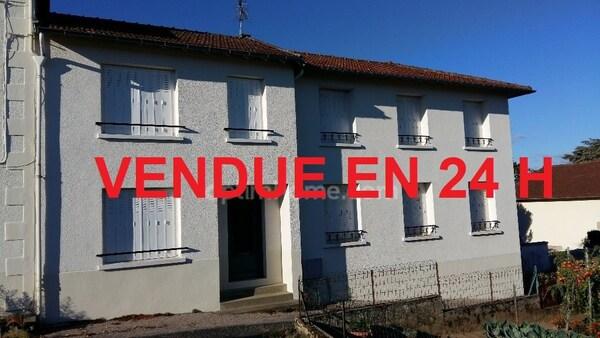Maison à rénover ISLE