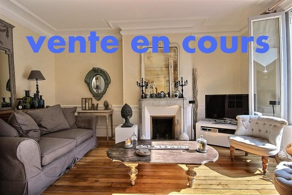 Appartement bourgeois BOULOGNE BILLANCOURT