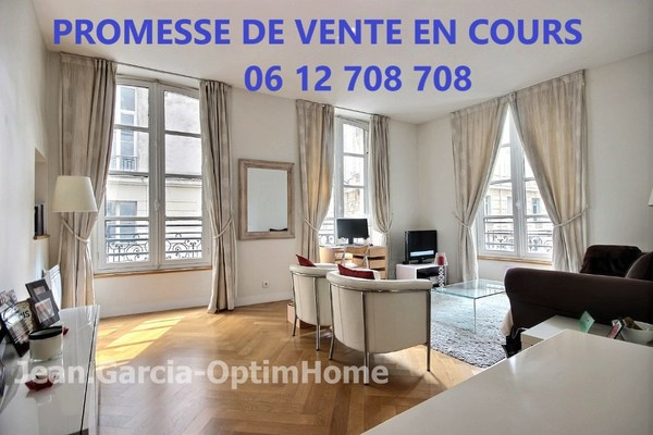 Appartement bourgeois PARIS 8EME arr