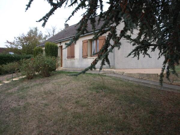 Maison BAILLEAU L'EVEQUE