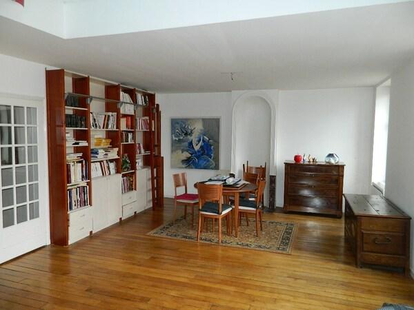 Appartement ancien NANCY