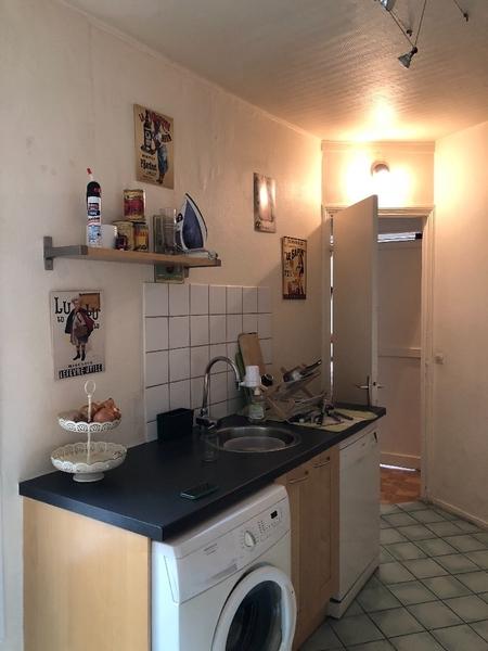 Appartement ancien PARIS 17EME arr