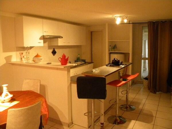 Appartement rénové LE PONT DE BEAUVOISIN