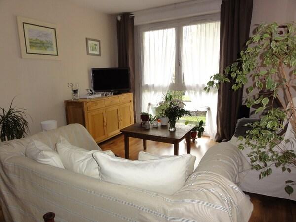 Appartement en rez-de-jardin ORLEANS
