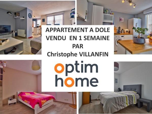 Appartement en résidence DOLE