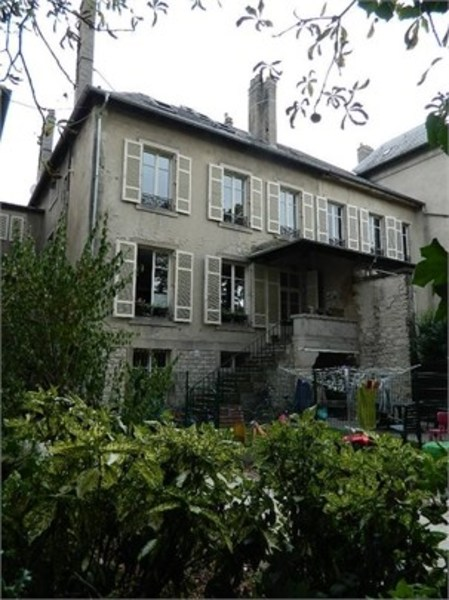 Appartement bourgeois LUNEVILLE