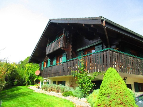 Chalet MIEUSSY