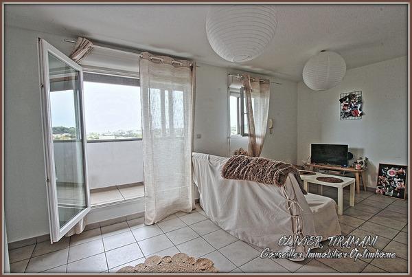 Appartement en résidence CARCASSONNE