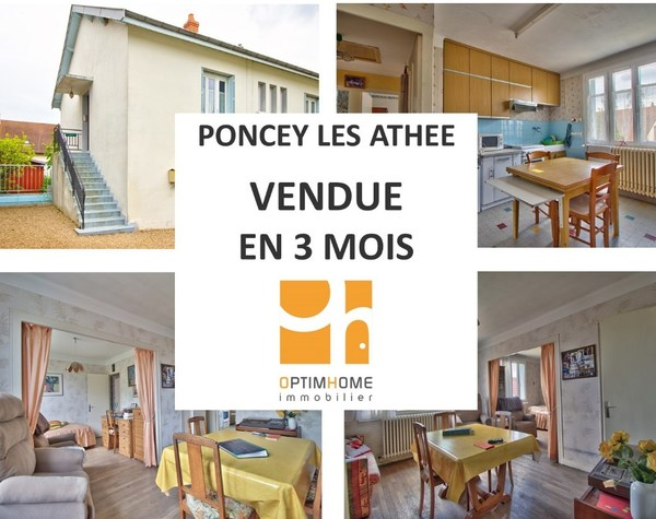 Maison PONCEY LES ATHEE