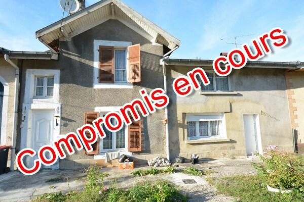 Maison de village ECUREY EN VERDUNOIS