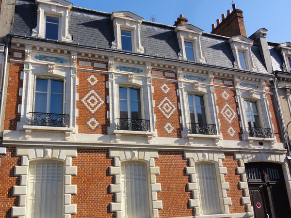 Appartement bourgeois ORLEANS