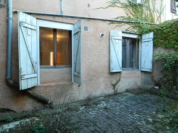 Appartement en rez-de-jardin LUNEVILLE