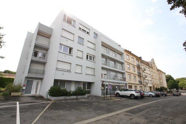Appartement rénové METZ