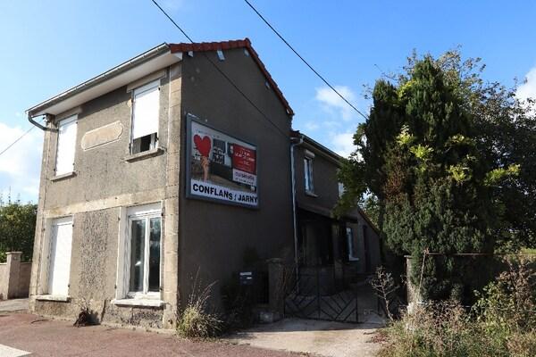 Maison à rénover DOMMARY BARONCOURT