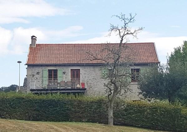 Maison rénovée YDES