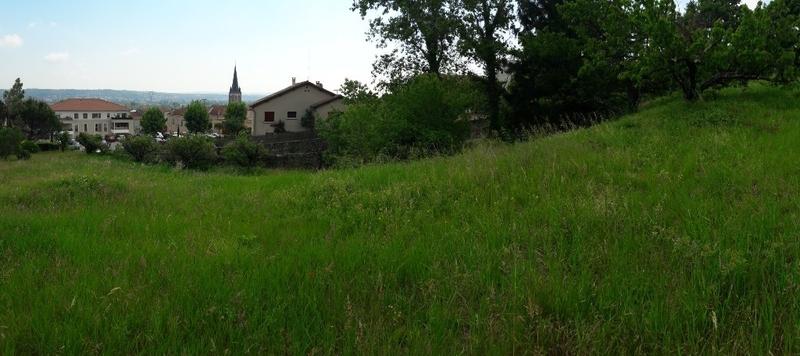 Terrain à aménager de   m2 - Vienne (38200)