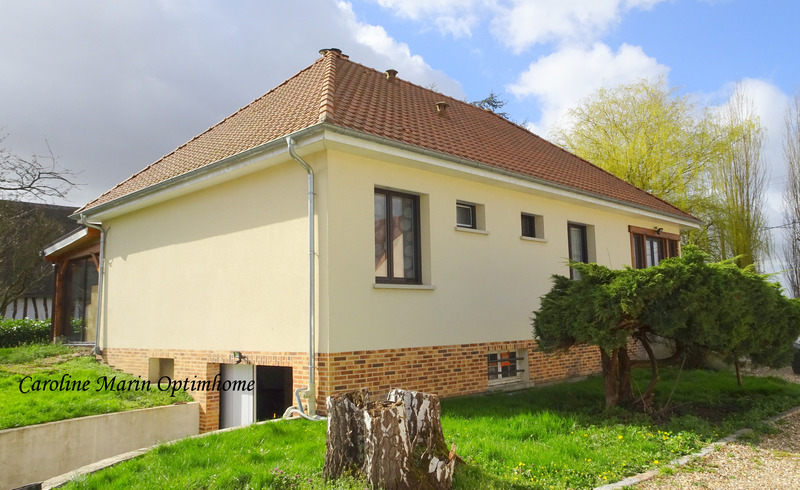 Maison individuelle de 115  m2 - Saint-Ouen-de-Thouberville (27310)