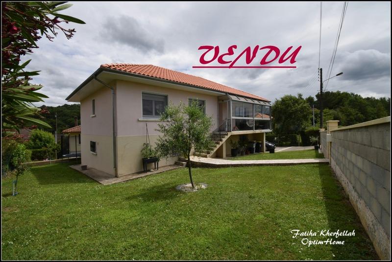 Maison individuelle de 104  m2 - Mourenx (64150)