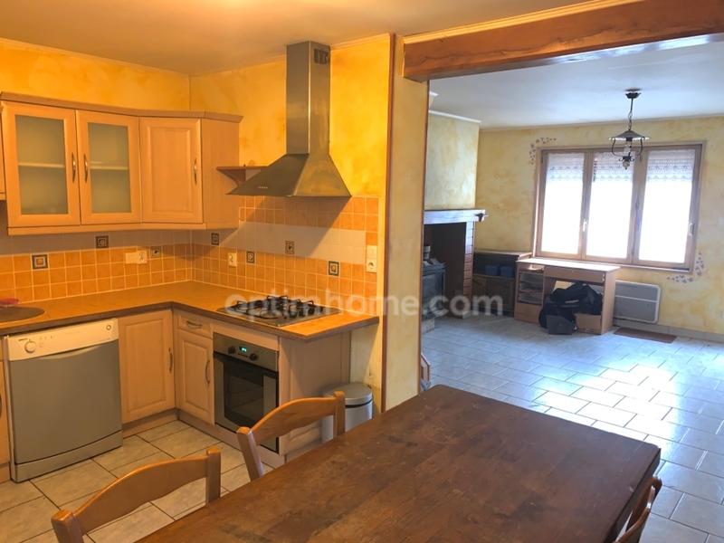 Maison de village de 78  m2 - Saint-Léger-lès-Domart (80780)
