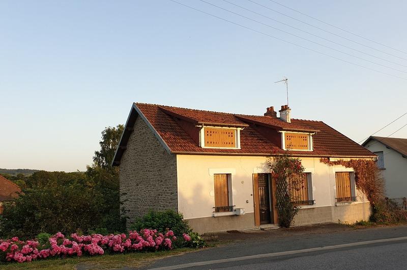 Maison de ville de 112  m2 - Dun-le-Palestel (23800)