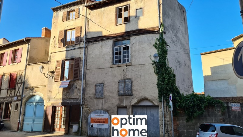Maison de 90  m2 - Billom (63160)