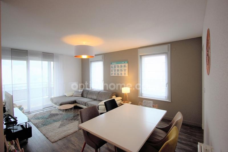 Appartement de 72  m2 - Heillecourt (54180)
