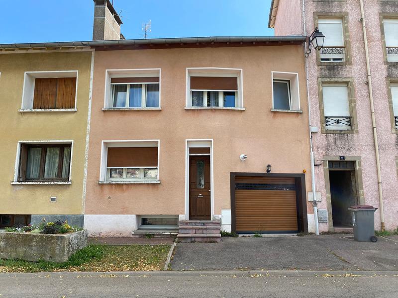 Maison de 91  m2 - Mirecourt (88500)