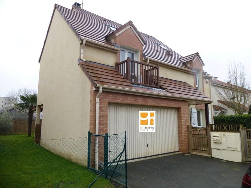 Maison de 161  m2 - Achères (78260)