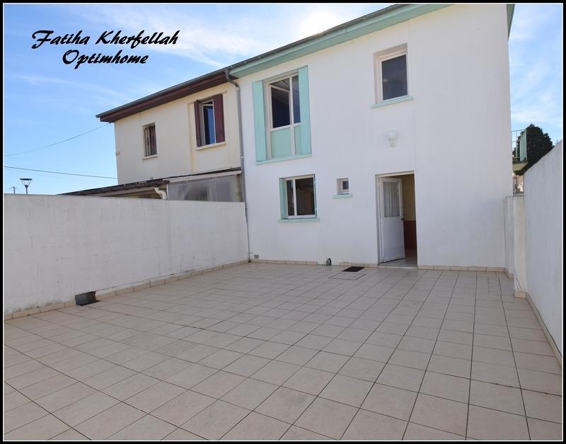 Maison mitoyenne de 76  m2 - Mourenx (64150)