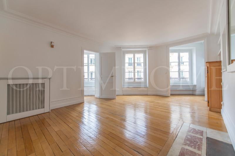 Appartement bourgeois de 88  m2 - Paris (75009)