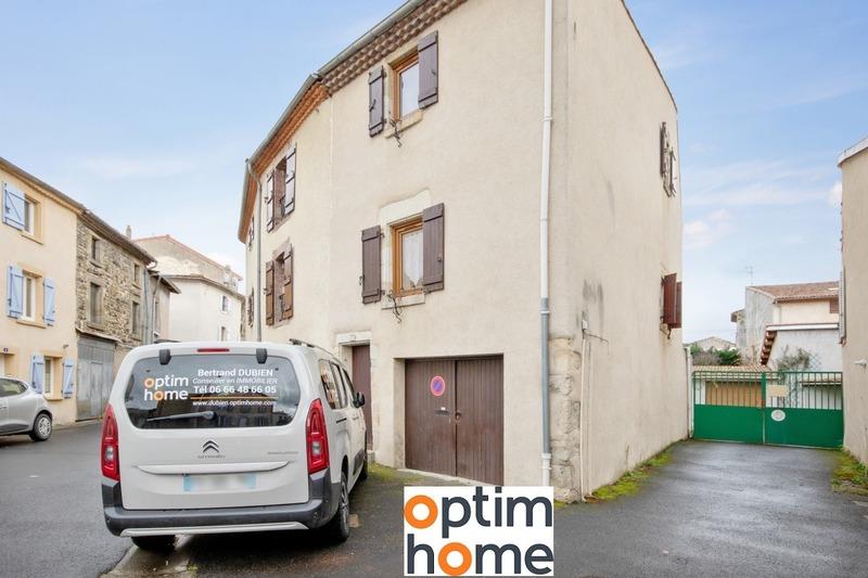 Maison de 55  m2 - Billom (63160)