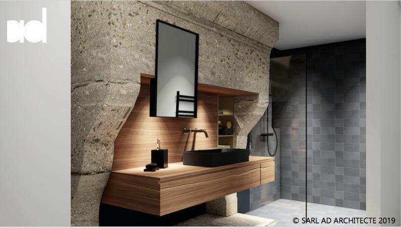 Appartement de 49  m2 - Saint-Malo (35400)