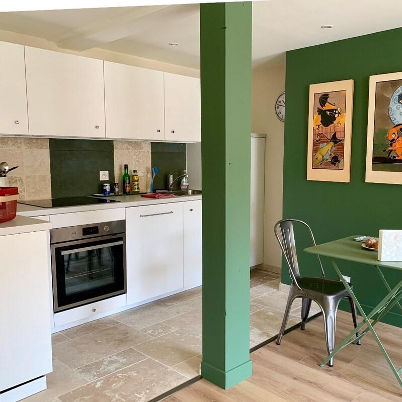 Appartement rénové de 46  m2 - Honfleur (14600)