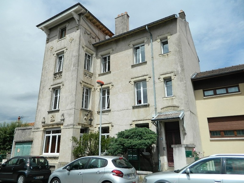 Appartement bourgeois de 88  m2 - Lunéville (54300)