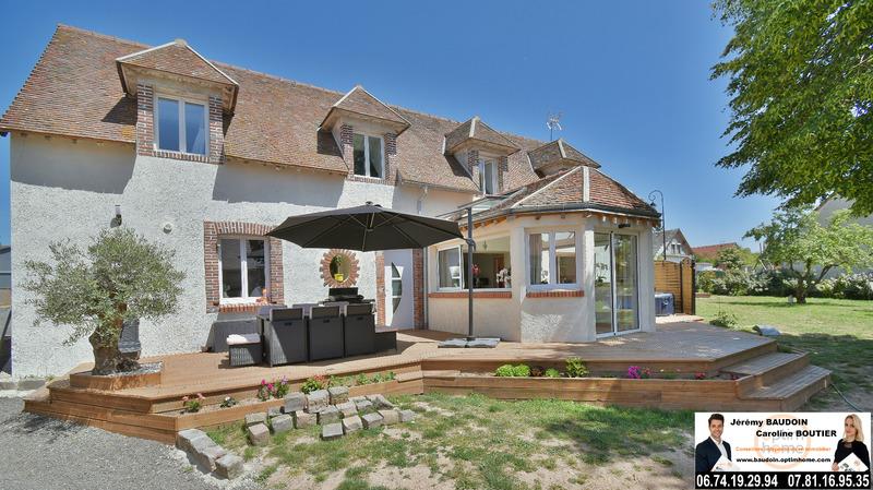 Maison de 161  m2 - Nogent-le-Roi (28210)