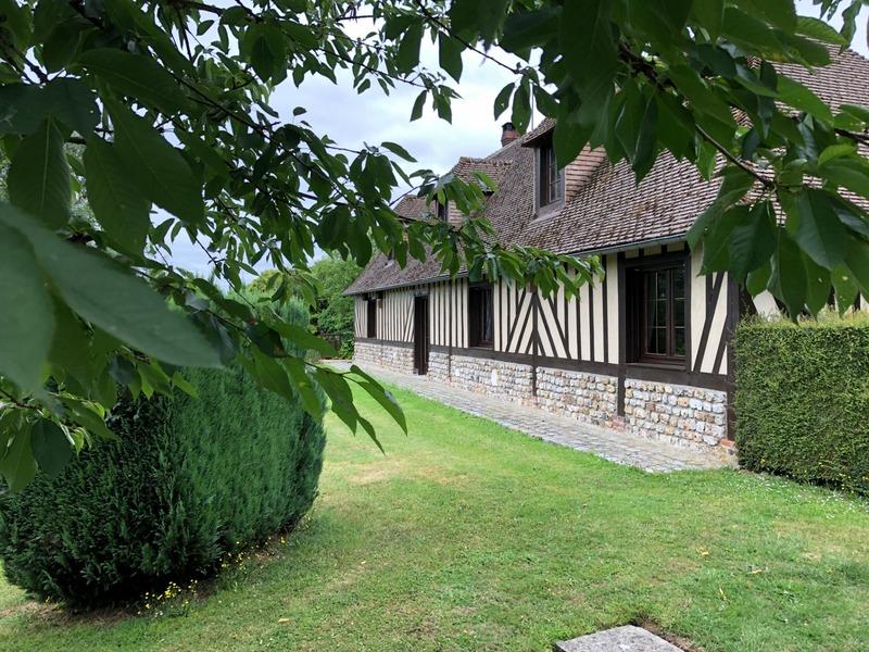 Maison en bois de 112  m2 - Toutainville (27500)