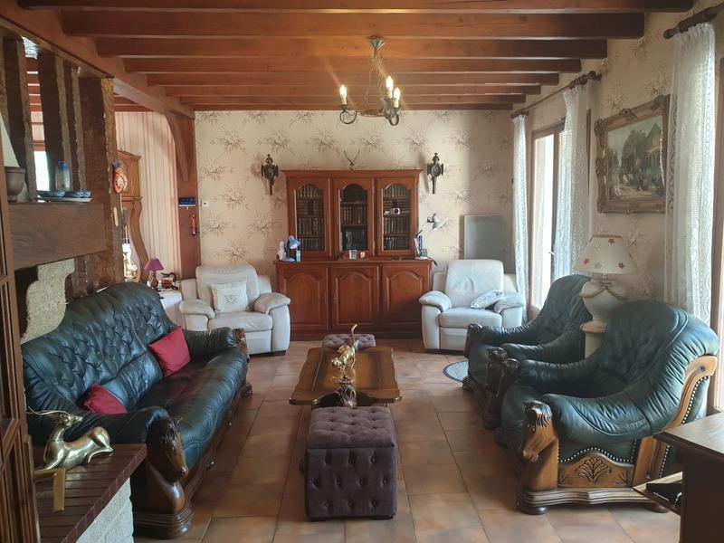 Maison plain-pied de 145  m2 - Moulin-Neuf (24700)