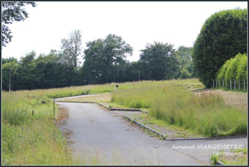 Parcelle de terrain de   m2 - Saint-André-d'Hébertot (14130)