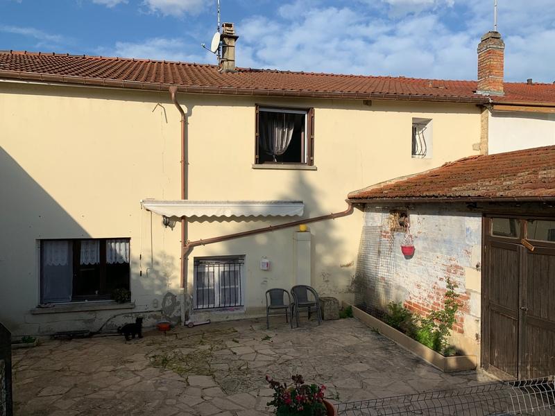 Maison de 135  m2 - Ancerville (55170)
