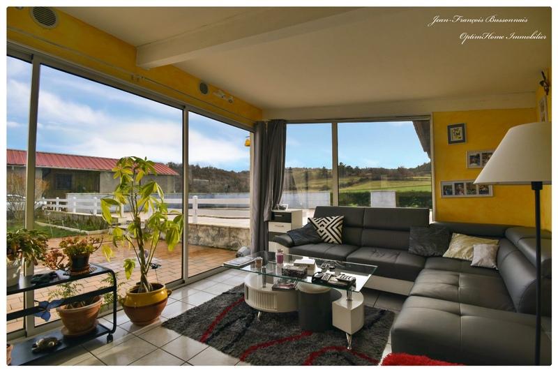 Maison de 79  m2 - Blesle (43450)