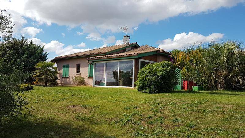 Maison de campagne de 117  m2 - Lectoure (32700)