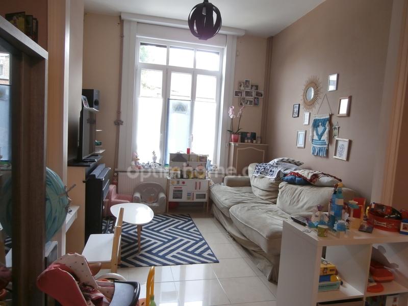 Maison de 108  m2 - Roubaix (59100)