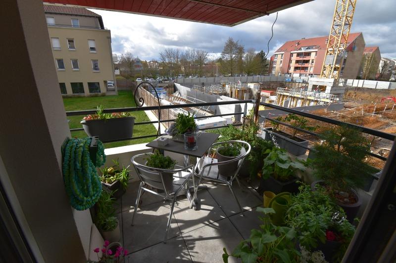 Appartement de 84  m2 - Wambrechies (59118)