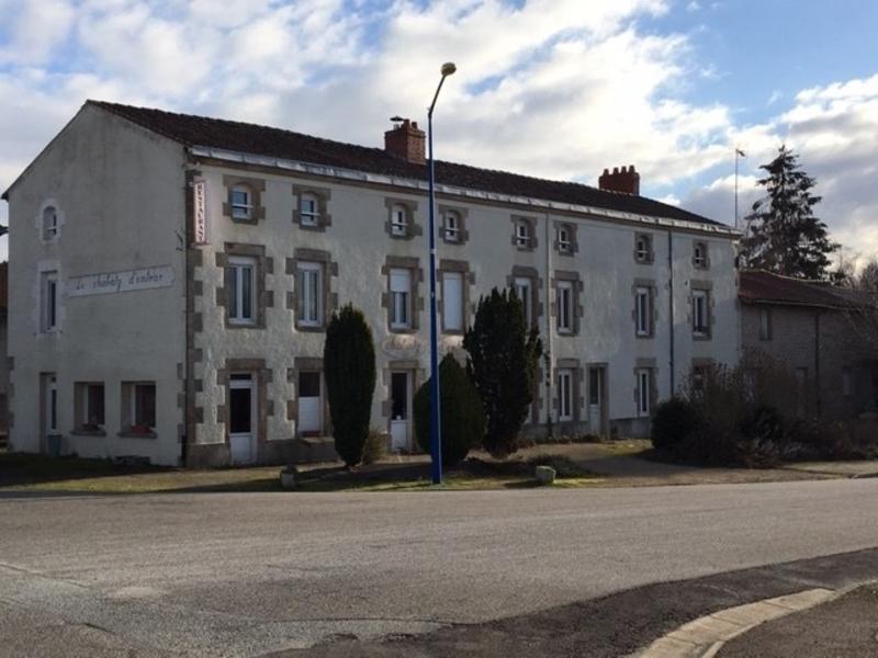 Immeuble de 0  m2 - Châteauponsac (87290)