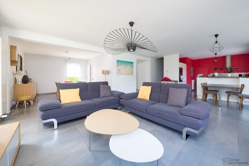Maison de 158  m2 - Saint-Grégoire (35760)