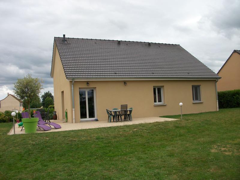 Maison plain-pied de 78  m2 - Autun (71400)