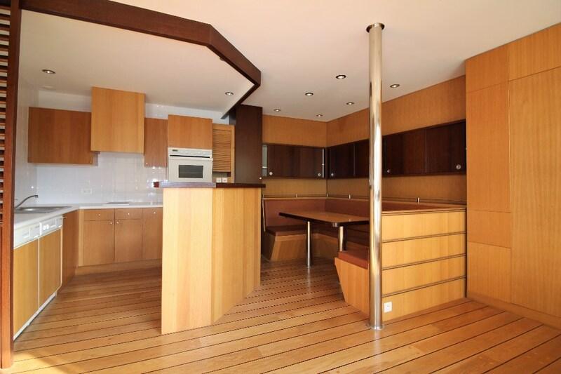 Appartement en rez-de-jardin de 125  m2 - Douarnenez (29100)