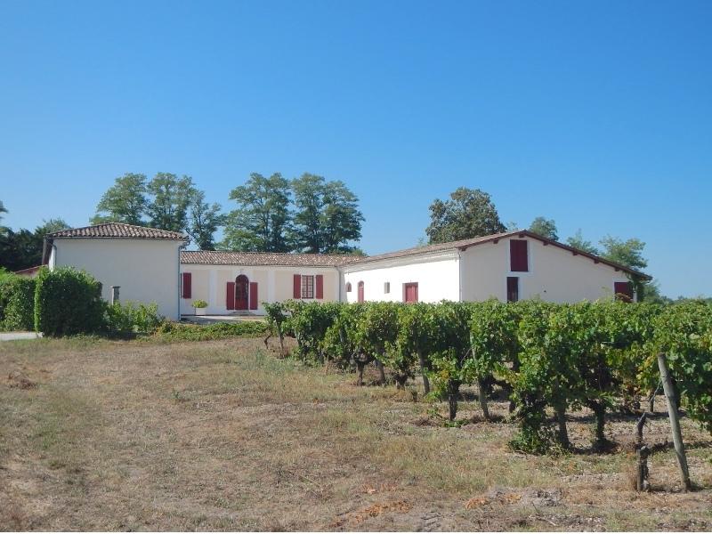Domaine de 290  m2 - Léognan (33850)
